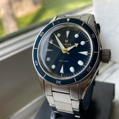 [WTS] Lorier Neptune Version 3, Blue Gilt Colorway, Full Kit, Running Beautifully, just $379 Shipped!
