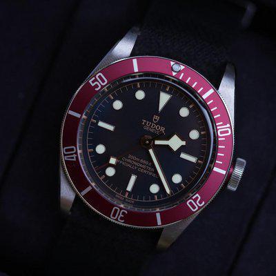 FS: Tudor 79230R Black Bay