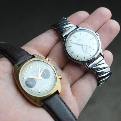 [WTS] Vintage BWC & Mido