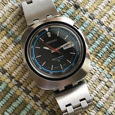 """SOLD: Seiko """"Bell-Matic"""" 4006-6020 PROOF Excellent working condition"""