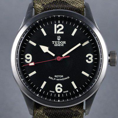 FS: 2016 Tudor Ranger Ref: 79910 with Box and Papers