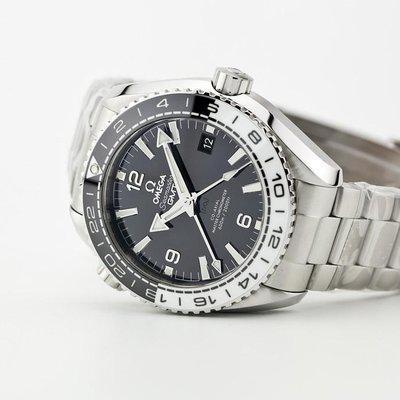 fsot - Omega Planet Ocean GMT - 8906 - 43.5mm - 215.30.44.22.01.001 ( new / 2020 )