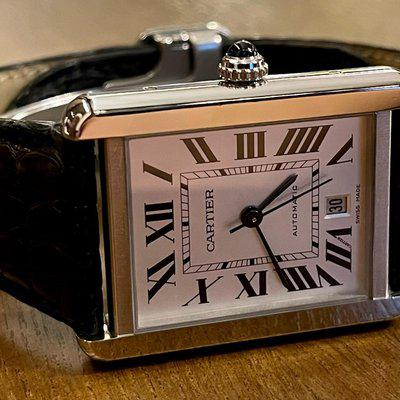 [WTS] Cartier Tank Extra Large Fully Serviced