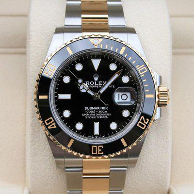 FS: Rolex 126613LN Submariner Black Dial 41MM NIB