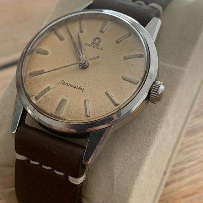 [WTS] Omega Seamaster Vintage (Early 1960s)