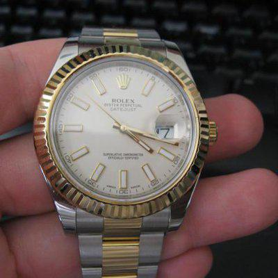 FS: ROLEX 18K Gold/Stainless DATEJUST 116333 41MM