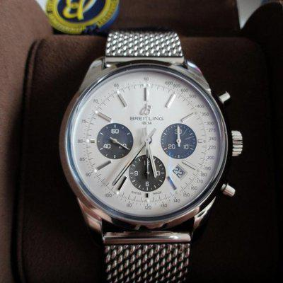 [Vends] Breitling Transocean Chronograph 43mm - 5750€
