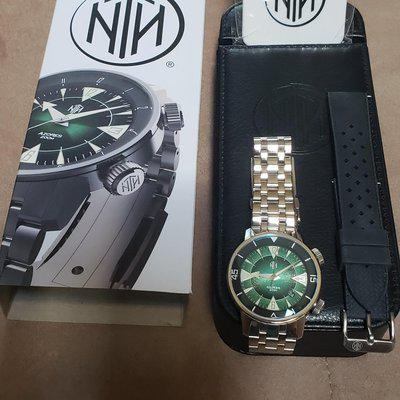 FSO: NTH Azores Green Absinthe with date 550.00