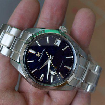 [For sale] GRAND SEIKO SBGA433 - LIMITED FOR CHINA - Box & papers