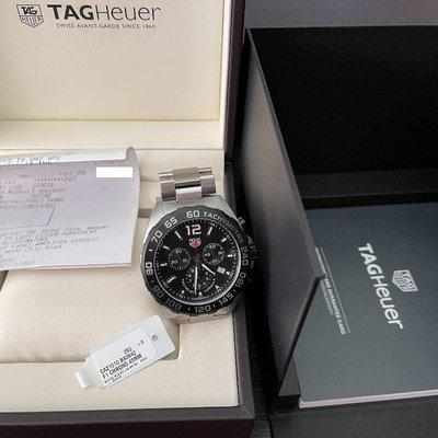 FS: Tag Heuer Formula 1 Complete and like brand new !!!