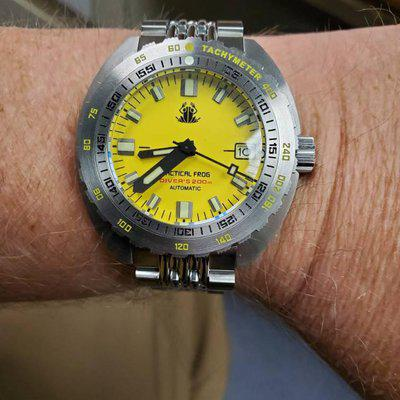 FSO Tactical Frog Sub 300t yellow