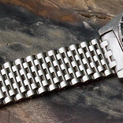 Have Aquastar or other 19mm lugs diver? 3 bracelets here