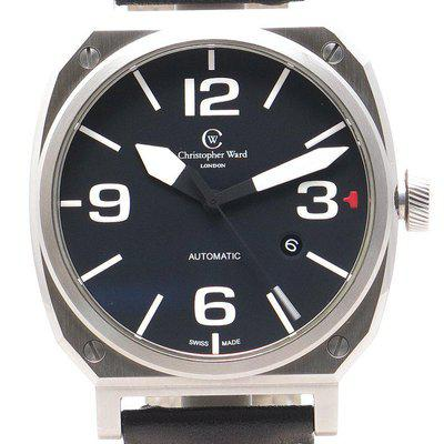 FS: Christopher Ward C11 MSL, Black/White
