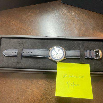 [WTS] Farer Oxley Silver LE