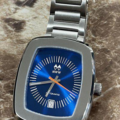 FS: Manchester Watch Works Equinox Automatic
