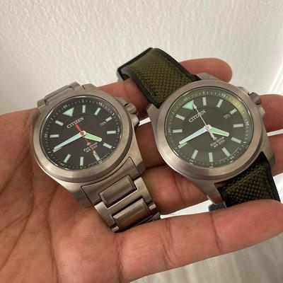 [WTS] Citizen Promaster Tough Duo $400 for Both