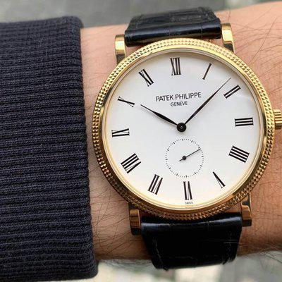 FS: Patek Philippe Calatrava 18ct Yellow Gold 5119J-001