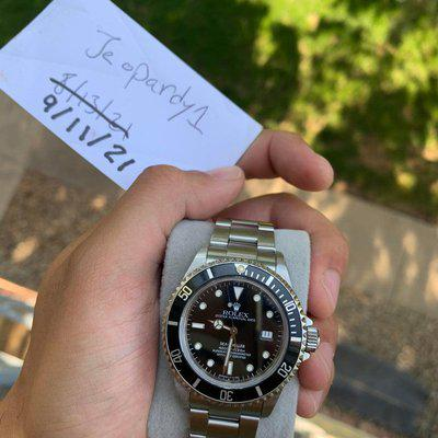 [WTS] Rolex Sea Dweller 16600. This watch is a great example of a Pre-owned Sea Dweller from 1995. This watch keeps great time up to chronometer specs.