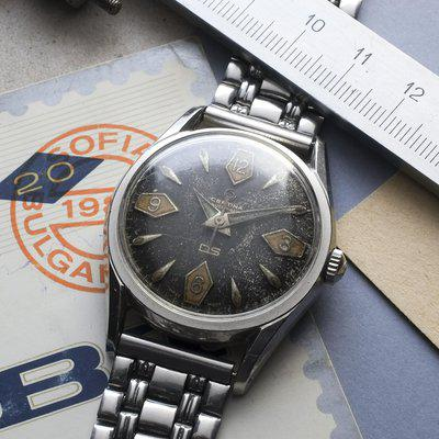 Early Certina DS