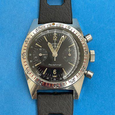 FS: Rotary Aquaplunge Skin Diver Chronograph