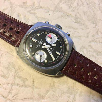 Nice collection starter chrono Jules Jurgensen Valjoux 7733