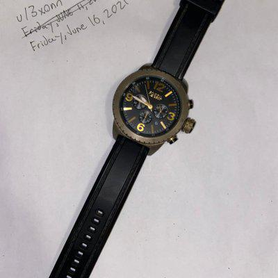 [WTS][WTT][US] Fossil DE-5007 in near perfect condition. Needs battery.