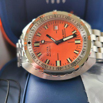 FS Doxa Professional 1500T, with extra unused straps Reduced to $1,975 shipped