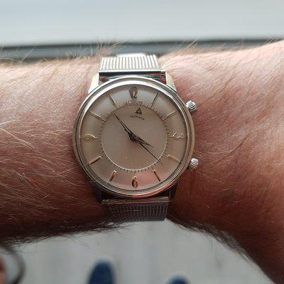 [WTS] Lecoultre Memovox ref 2677 manual wind