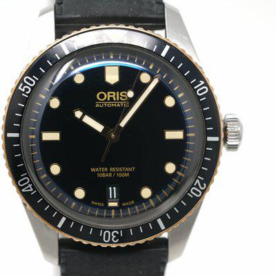 FS: Pre-Owned Oris Divers Sixty-Five 01 733 7707 4354-07 5 20 30