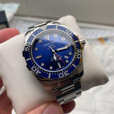 Certina DS Action Diver ISO 6425