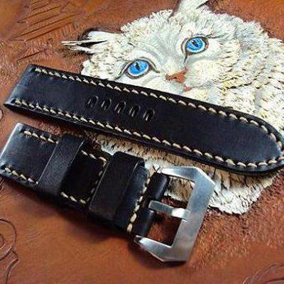 FS: Some custom straps include Panerai deep V horn croco strap & CORUM custom eagle strap, CITIZEN, Christian Dior ,Bell & Ross BR-01, RXW sew-in strap.Cheergiant straps