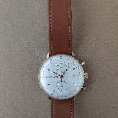 [WTS] Junghans Max Bill Chronoscope reduced