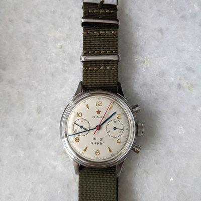 [WTS] 1963 Seagull Mechanical Chronograph Reissue