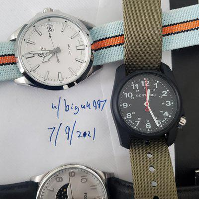[WTS] Casio, Bertucci, Fossil bundle (proceeds to charity)