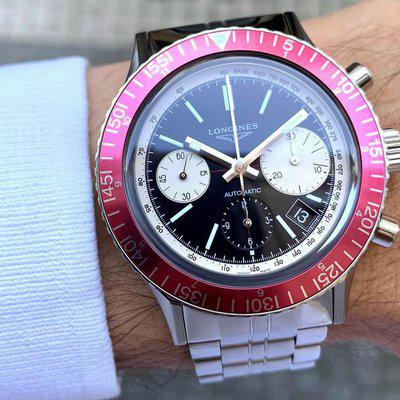 Longines Heritage Diver 1967 Chronograph Automatic 42mm