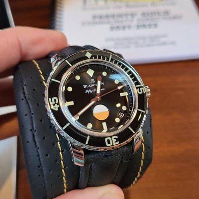 FS: Blancpain MIL-SPEC 5008-1130 COMPLETE SET. REDUCED PRICE!!
