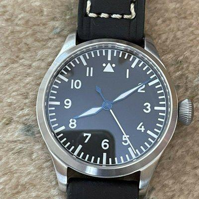 FS - Tisell Type-A 40mm Pilot Watch & unused OEM strap