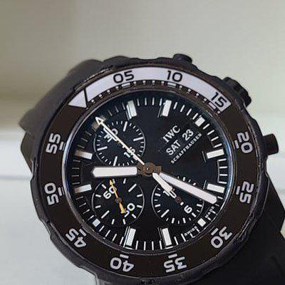FSOT: IWC Aquatimer Chronograph Galapagos Edition (IW3767-05) - Amazing Watch, Blow Out Price - $2,975