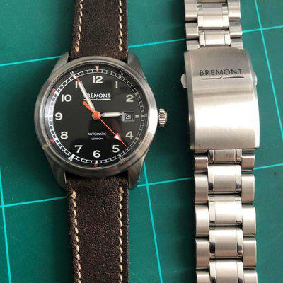 [WTS] Bremont Airco Mach 1 with Bracelet
