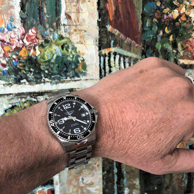Longines Hydroconquest 39mm For Sale (automatic)