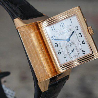 FSOT: Jaeger LeCoultre 270.2.54 Reverso Duoface in Rose Gold