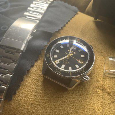Tactico anko divers watch new old stock £300