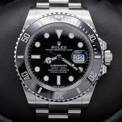 FSOT: Rolex Submariner 41 Date - 126610 - Black Dial - 41mm - Stainless - New 2021