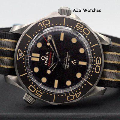 FSOT: BNIB Omega Seamster Diver 300M 42 MM 007 James Bond Edition 210.92.42.20.01.001