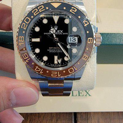 """[WTS] Rolex GMT Master II 126711CHNR """"Root Beer"""""""