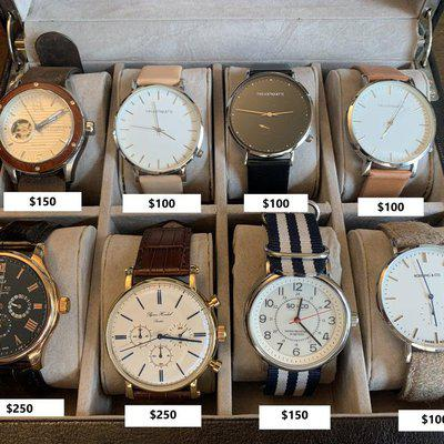 [WTS] Misc watches from $100-250, from Wulf, Bjorn Hendal, So&Co, TE