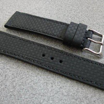 20 and 22 mm hand made straps