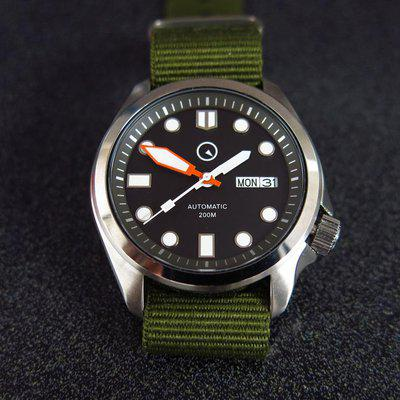 SOLD - Seiko Sports Timer project 40mm