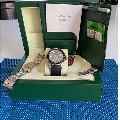 FSOT Rolex 16600 Seadweller 2005, complete with box n papers kit lowest price online!