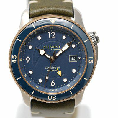 FS: Pre-Owned Bremont Project Possible Limited Edition